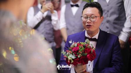 2019.7.21刘汉晨+戈琳(婚礼集锦)