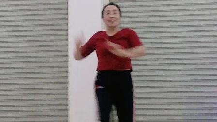 会昌麻州广场舞(莫名我就喜欢你)老歌新跳