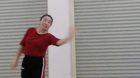 会昌麻州广场舞(怎么爱都爱不够)