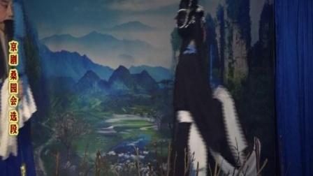 微电影 京剧《桑园会》选段(大连)王少军 孙彩玲 纪念京剧大师张君秋诞辰100周年