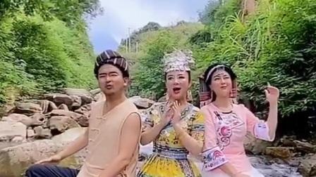 刘赛与山水组合同唱