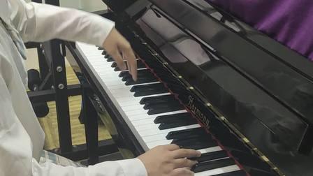 方宇佳钢琴曲《空竹》,一曲肝肠断