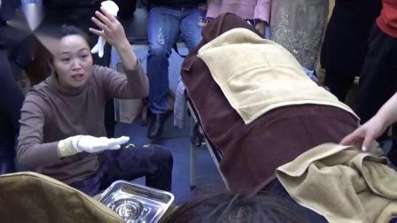 中岐康刘艳产后修复 火灸技术发汗火灸疗法
