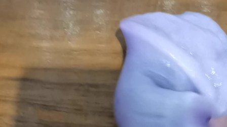 紫色起泡胶