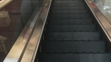 百联上海城购物中心手动扶梯下行(2/F-1/F)