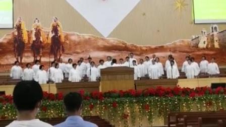 基督教15歌班献唱,美好见证,