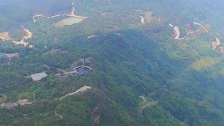 滑翔伞广东清远禾云