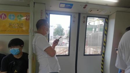 [2020.6]广州地铁1号线(西塱-花地湾)区间