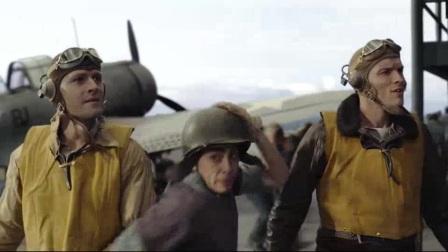 我在决战中途岛截了一段小视频