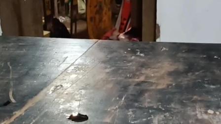 贵州金沙道教道场,坛司:陳道應承。 金沙五龙街道小里社区蔡府葬礼。上救苦表。