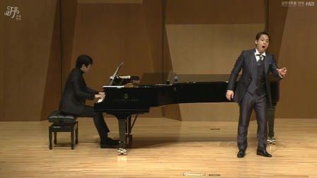 韩国男中音Julian Kim 演唱《卡洛你听我说》(O Carlo Ascolta!)