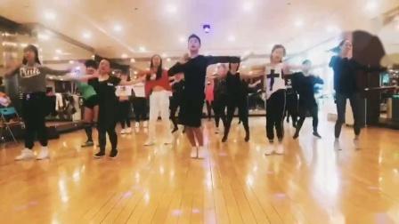 燃脂健身舞 跳疯了