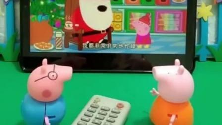 猪妈妈喜欢看小魔仙,猪爸爸要看小猪佩奇,大家都喜欢看什么?