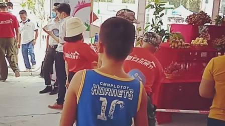 化州市新安第四届水果文化旅游节9现场