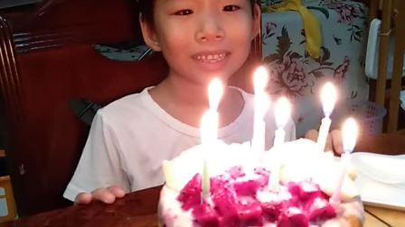 如意7岁生日2020.7.7