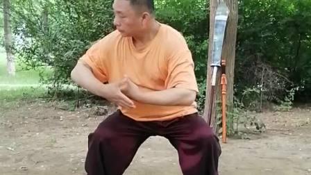 八极定乾坤✅绵张短打拳✅✅撕捶单式