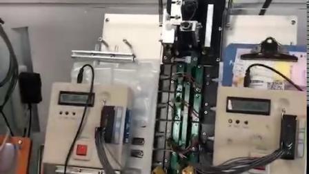 语音芯片烧录,玩具芯片自动烧录
