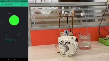 【RuilongMaker】自动接水器 百变积木(进阶机构篇)