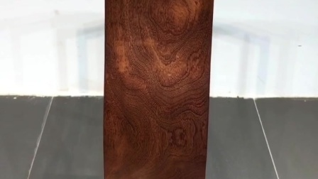 百年老料铁力木制作 明式南官帽椅