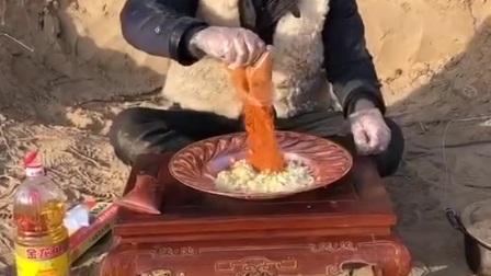 雪茸堂做个农窑铝锅鱼