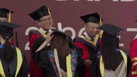 同济大学2020届毕业典礼