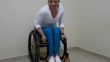 轮椅上的舞蹈