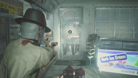 PS4生化危机2重制版额外模式幽灵生还者无路可逃15分43秒