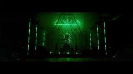 我在微电影大秀王一博队长与豹同行,王者锋芒用舞蹈原力高燃炸场截了一段小视频