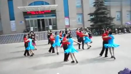 桑巴,孝感靓丽舞蹈队