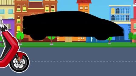我在彩色赛道上有趣的交通工具截了一段小视频