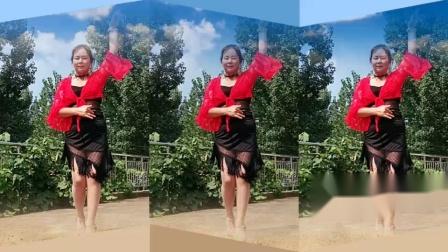 南阳红泥湾小娟广场舞《DJ爱的暴风雨》编舞,新风尚陈敏老师,
