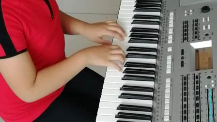 《健康歌》演奏者:三年级优秀学员于思齐