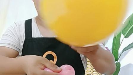 长条气球教程174  气球小魔术