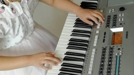 电子琴考级经典作品《紫竹调》演奏者:四年级优秀学员刘佳鑫。