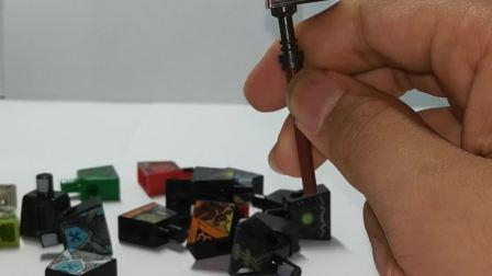 LEGO乐高人仔身体