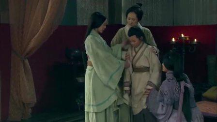 楚汉传奇:戚姬害怕吕雉回来,会威胁她地位,开始作妖向刘邦进谗言
