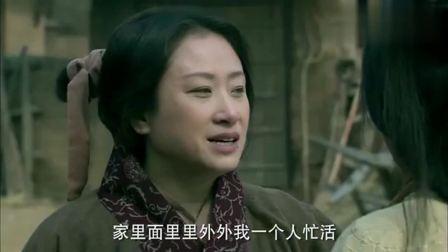 楚汉传奇:嫂子欺负女儿,吕雉霸气让她再试试,嫂子吓得话说不出