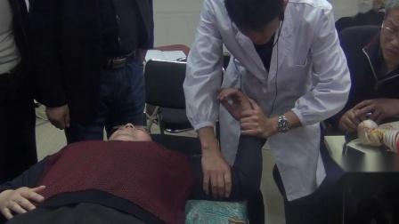 (零力度)无痛正骨:治疗肩部疼痛背手受限-张振听