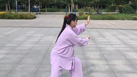 杨氏简化太极拳