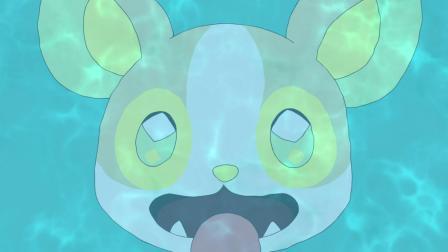 宝可梦旅途31话丑丑鱼的美丽鳞片