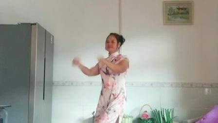 桂林阿凤广场舞《都来发》