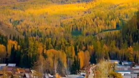 这是边境第一村白哈巴村,距哈萨克斯坦只有1.5公里,生活这里的人从未惧怕且自豪!