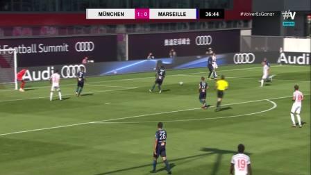 8月1日友谊赛拜仁vs马赛全场(Vamos西语)