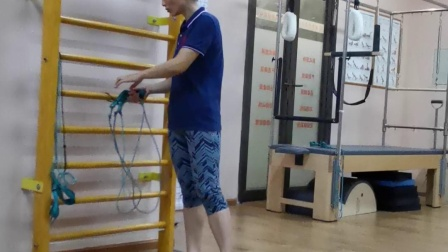 SPS脊柱螺旋稳定肌肉链训练绳使用介绍