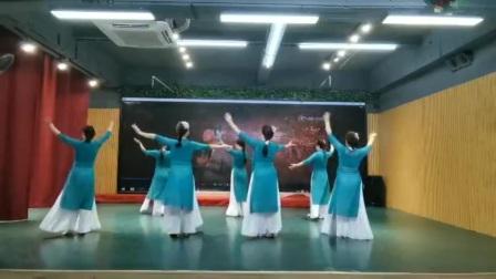 舞蹈《昨夜小楼又东风》