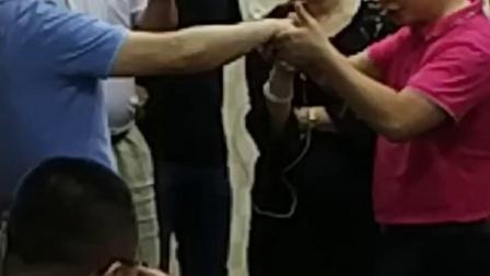 张一圣柔性正骨治疗腕管综合征腱鞘炎手疼痛系列手法教学视频_超清