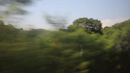 南广铁路全程