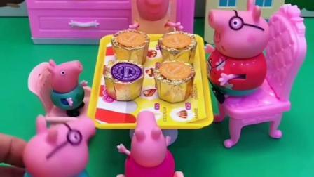 猪爸爸从梦里惊醒,以后要帮猪妈妈分担家务,这是做了什么梦?
