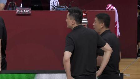 20200808 CBA半决赛第3场 广东VS北京