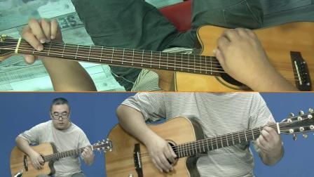 《开始懂了》孙燕姿 吉他教学